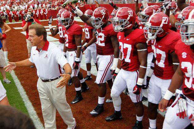 Breaking Down Alabama's Top Position Battles This Spring