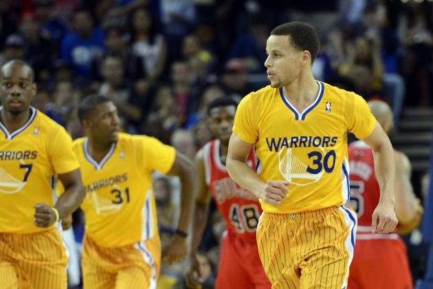 How Should Golden State Warriors Manage Minutes in the Season's Final Weeks?