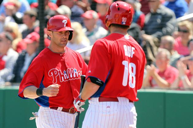 Philadelphia Phillies: Post-Spring Training Report Card for Top 8 Prospects