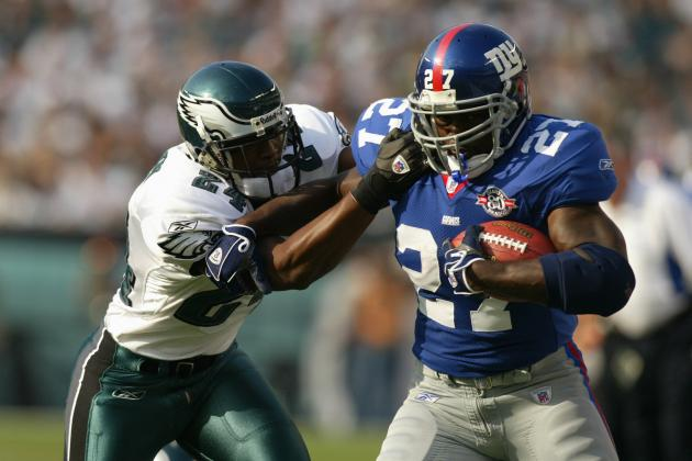 The Biggest Draft Busts in New York Giants History