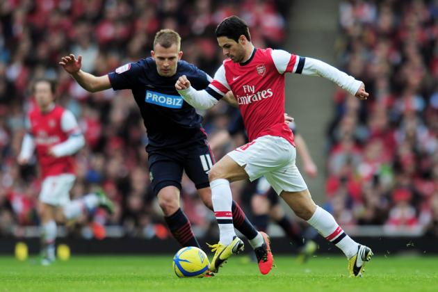 Arsenal: 7 Key Areas Arsene Wenger Must Address for Next Season