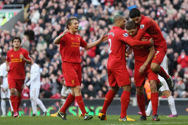 Liverpool's 8 Best Goals So Far This Season