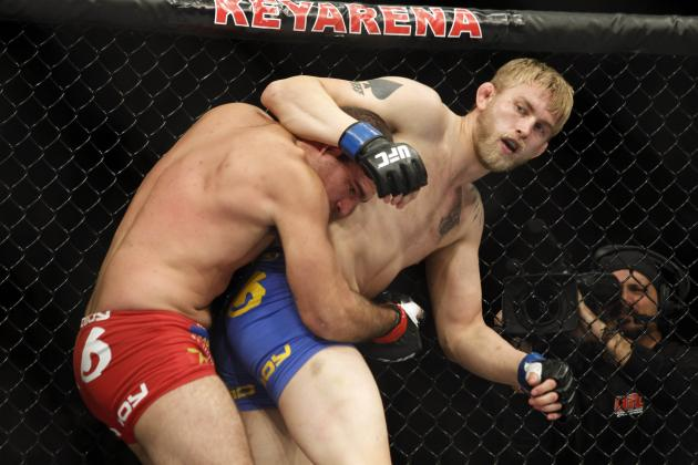 Alexander Gustafsson's Injury: 5 Replacement Options If Gustafsson Can't Go