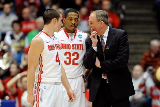 Ohio State Basketball: Final Report Card for Buckeyes' 2012-13 Season