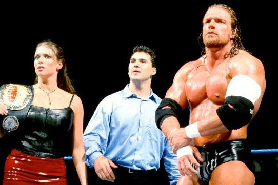 Only in Wrestling: 5 Couples Who Got Together in Real Life After Worked Romances