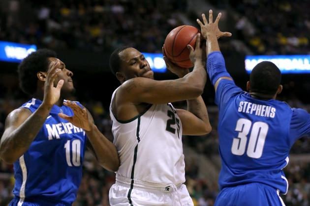 Michigan State Basketball: What Will Derrick Nix's Legacy Be?