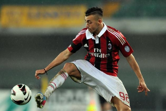 Predicting the Potential AC Milan Starting Lineup for 2013-14
