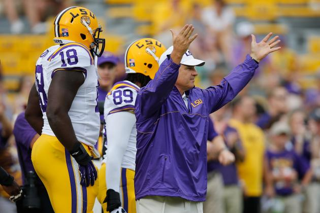 Predicting the 10 College Football Teams Most Likely to Regress in 2013