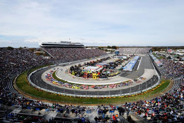 Fantasy NASCAR Picks for STP Gas Booster 500 at Martinsville