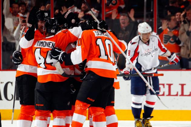3 Things the Philadelphia Flyers Need to Do to Get Back in 2013 Playoff Race