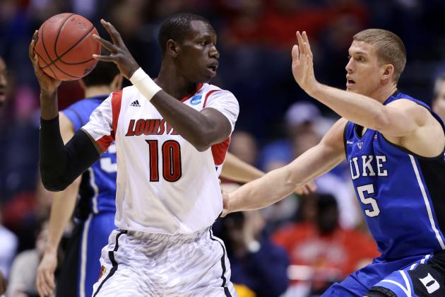 Louisville vs. Wichita State: NBA Comparison for Starters in Final Four Showdown