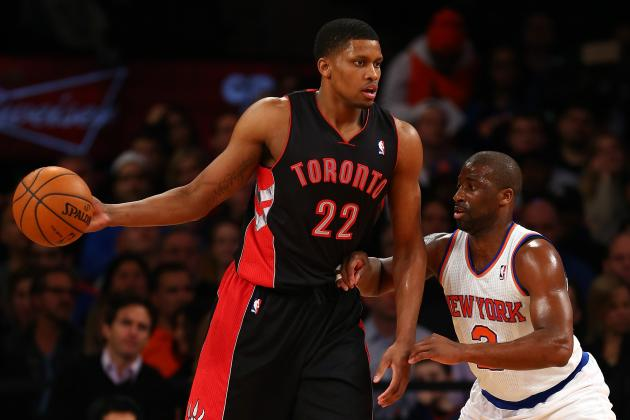 Why Rudy Gay Is the Toronto Raptors' Future