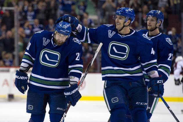5 Players the Vancouver Canucks Need to Target at the 2013 NHL Trade Deadline