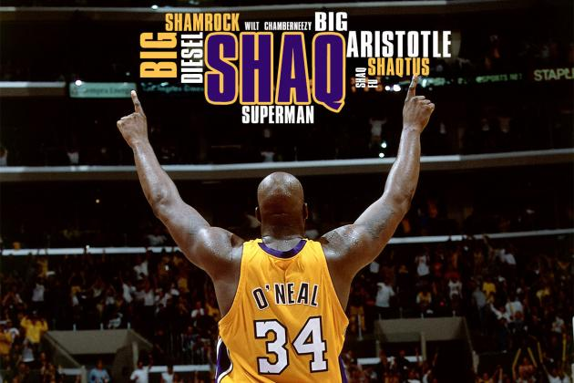 Shaquille O'Neal Jersey Retirement: 10 Best Moments from Shaq's Lakers Career