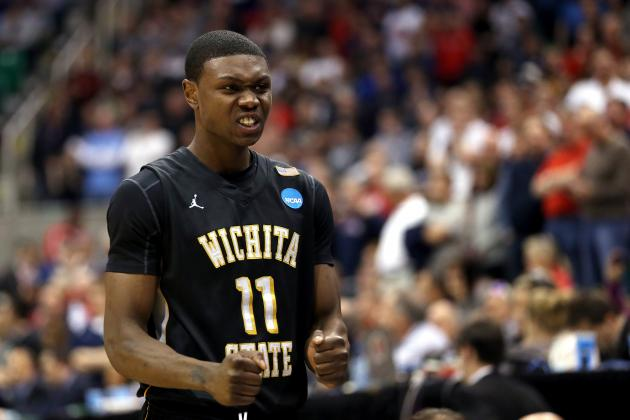 Wichita State Shockers' Blueprint to Beat Louisville Cardinals in Final Four