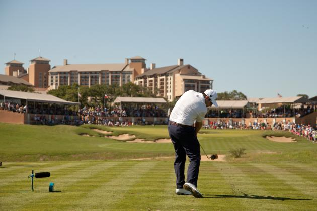 5 Key Storylines Entering Valero Texas Open at TPC San Antonio