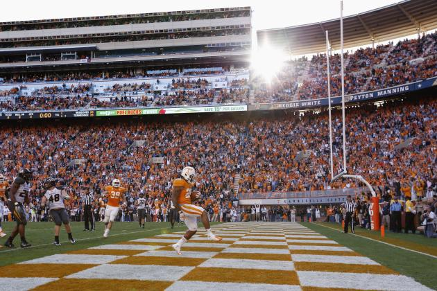 Tennessee and 5 Programs That Will Finish Strong on 2014 Recruiting Trail