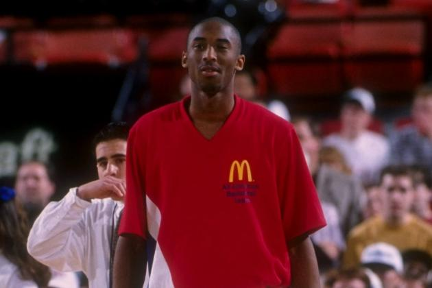 Flashback of McDonald's All-American Game Performance from NBA's Biggest Stars