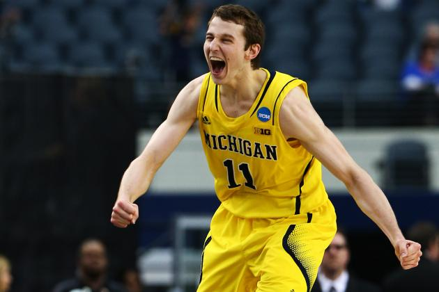 Michigan Basketball: Top 10 Highlights from Wolverines' Incredible Final 4 Run