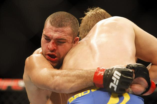 5 MMA Fighters That Have Proven They Can Take the Most Punishment