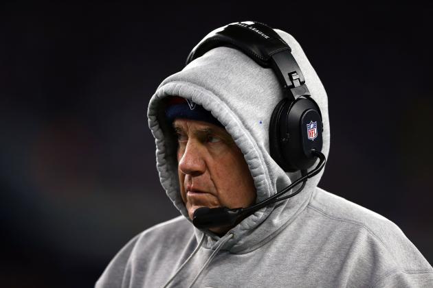 New England Patriots 2013 Draft Updates: Latest News, Trade Rumors & Predictions