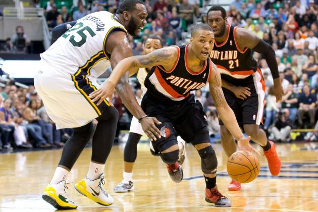 How Should Portland Trail Blazers Manage Minutes in the Season's Final Weeks?