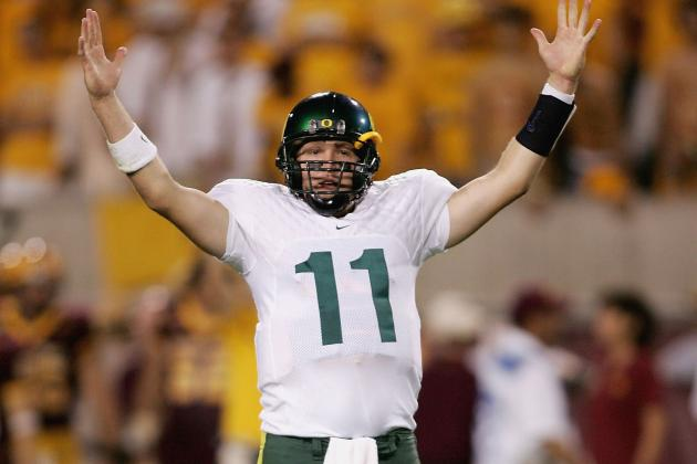 Oregon Football: Power Ranking the Ducks' Greatest Uniform Combinations Ever
