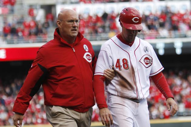 5 Predictions for the Cincinnati Reds Following Ryan Ludwick's Injury