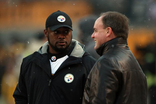 Where Should the Steelers Address Each Position in the Draft?