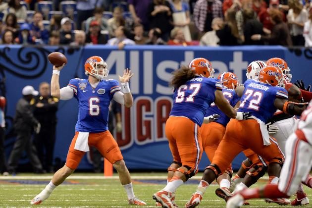 Florida Football: 5 Gators Under the Most Pressure to Perform in 2013