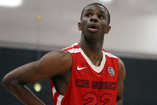 Andrew Wiggins Tracker: Updating Kentucky, Florida State, Kansas Rumors and More