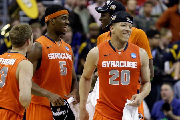 Syracuse Basketball: Predicting How Each Orange Player Will Fare vs. Michigan