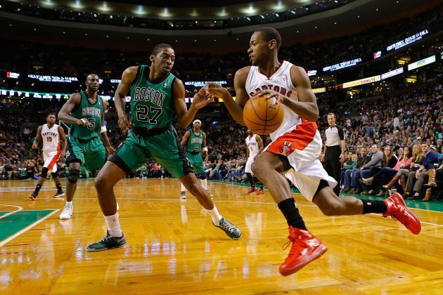 How Toronto Raptors Can Finish the Regular Season with a Flourish