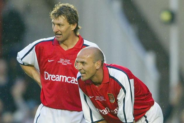 The 6 Most Bruising Defenders in Arsenal History
