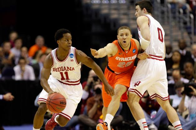Indiana Basketball: Predicting the Hoosiers' 2013-14 Rotation