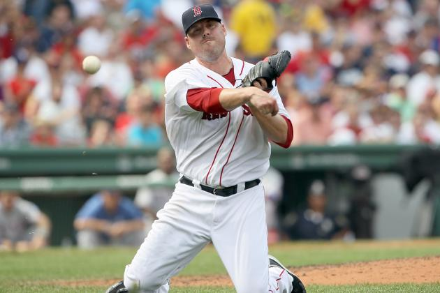 Red Sox Starters in Most Jeopardy of Losing Their Spot