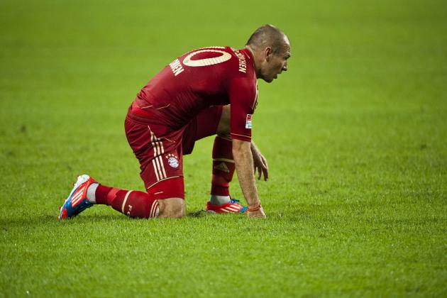 Why Bayern Munich Won't Sell Arjen Robben This Summer