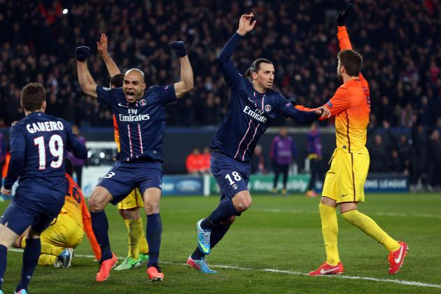 UEFA Champions League Quarterfinals: Predicting the 2nd Legs