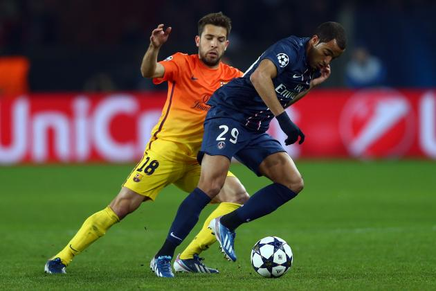 Paris Saint-Germain vs. Barcelona: Champions League Quarterfinal 1st Leg Gallery