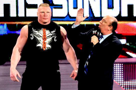 5 Reasons Brock Lesnar Will Own WrestleMania 29
