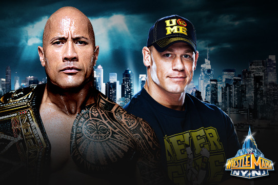 The Rock vs. John Cena: 5 Bold Predictions for Their WrestleMania 29 Match