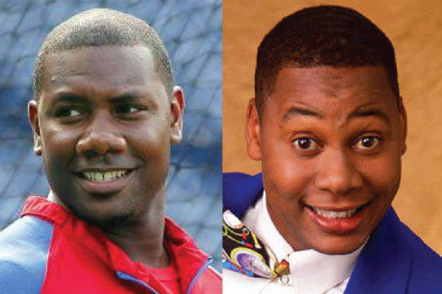 Top 50 Athlete Doppelgangers in Sports