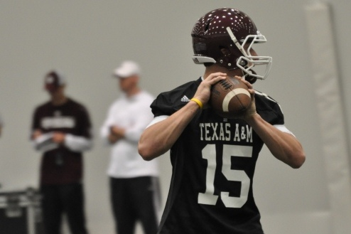 Johnny Manziel and Football Recruits That Were Underrated Heading into College