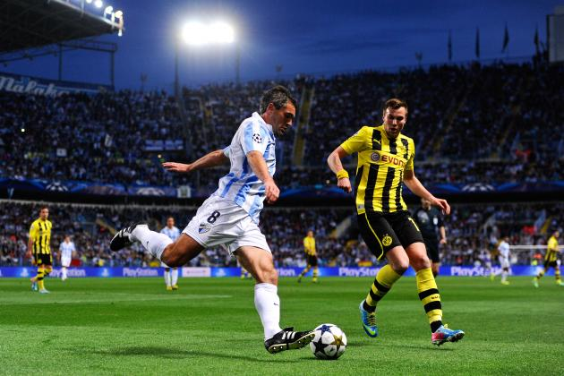 Malaga vs. Borussia Dortmund: 6 Things We Learned