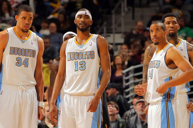 How Should the Denver Nuggets Manage Minutes in the Season's Final Weeks?
