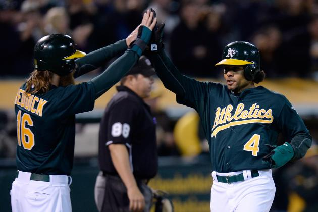1 Bold Prediction for Every Player on the Oakland A's 25-Man Roster
