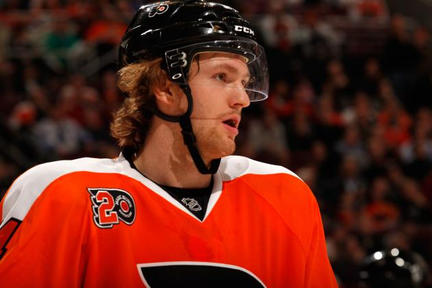 3 Reasons Philadelphia Flyers Were Smart for Keeping Sean Couturier