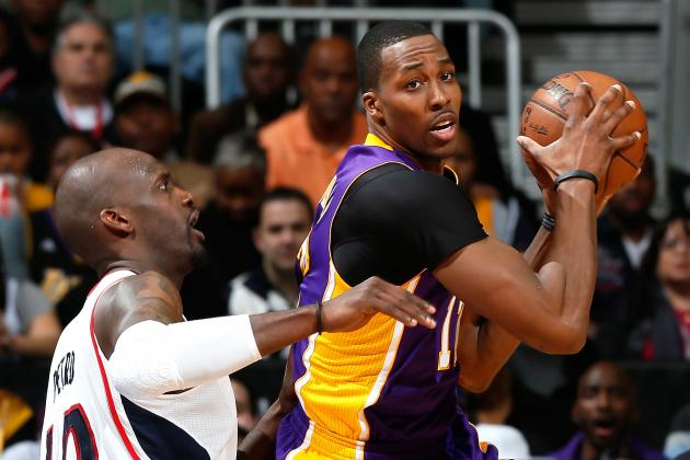 Comparing Dwight Howard to Every Legendary Laker Big Man
