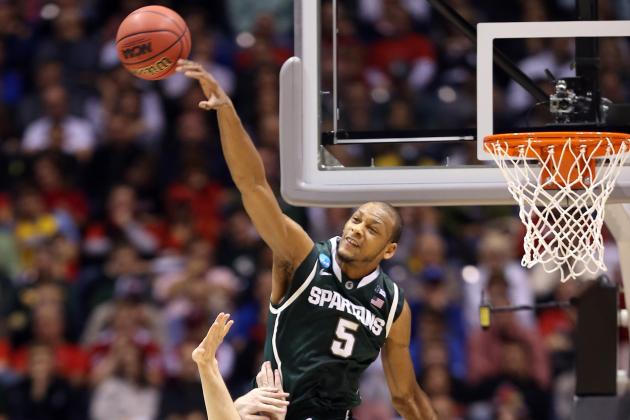 Michigan State Basketball: Predicting the Spartans' 2013-14 Rotation