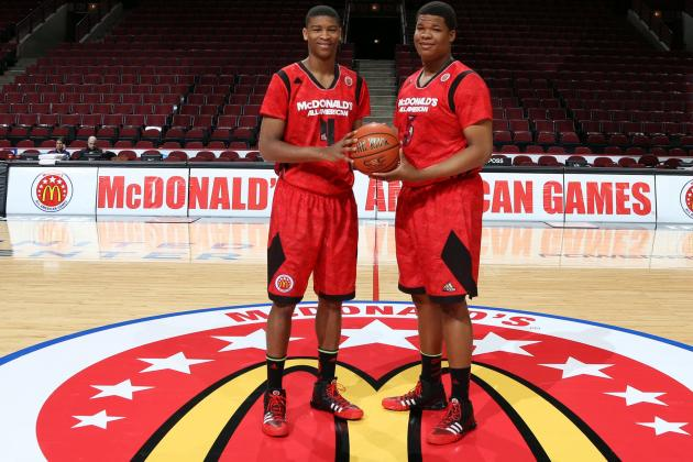 Analyzing 2013 UNC Recruits' Performances in McDonald's All-American Game